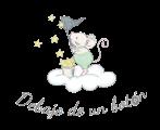 Logo texto curvo para pie